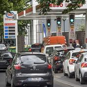 Carburants : encore des stations en rupture