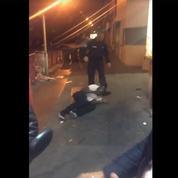 Seine-Saint-Denis : suspension du policier qui a frappé un homme à terre