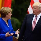 En croisant le fer avec Washington, Angela Merkel sert sa campagne électorale