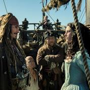 Les Pirates des Caraïbes à l'abordage du box-office US