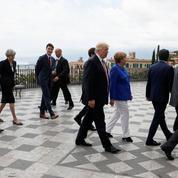 Dans les coulisses du dîner des chefs d'État au sommet du G7