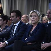 «Les Patriotes» : Marine Le Pen juge «ringard» le nom de l'association de Philippot