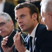 Macron à Pesquet : «Allô Thomas? Bon, comment vous vous sentez?»