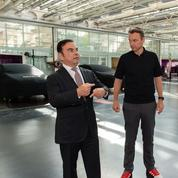 Changement d'air pour le design Renault