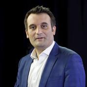 Contesté au FN, Florian Philippot vante les mérites de son association