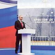 L'hommage russe à Christophe de Margerie
