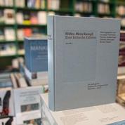 Nice : au Festival du livre, la vente de Mein Kampf soulève l'indignation