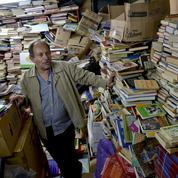 L'éboueur qui, à Bogota, sauvait les livres des poubelles