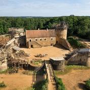 Le défi grandeur nature du château de Guédelon