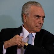 Brésil : le sort du président Temer entre les mains de la justice