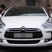 PSA et son partenaire chinois misent toujours sur DS en Chine
