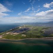 Lancement agité d'une mine de charbon géante en Australie