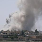 Syrie: Daech résiste en minant la ville de Raqqa