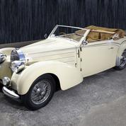 Bugatti 57C Cabriolet, la patine de l'authenticité