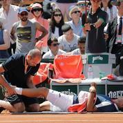 Un médecin à Roland-Garros : «Avec les joueurs, on n'a pas le temps de se lier d'amitié»