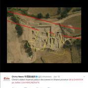 Chine : découverte du plus ancien palais impérial