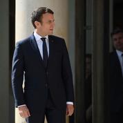 Jérôme Jaffré: «Macron profite de la force de la Ve République et d'un dégagisme à la Beppe Grillo»