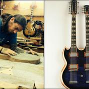 Guns N'Roses : le magnifique cadeau à Slash d'un luthier de Belfort