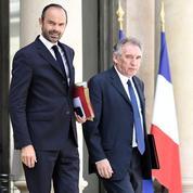 Assistants parlementaires: tensions entre Édouard Philippe et François Bayrou