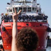 Submergée, l'Italie tente de canaliser l'afflux de nouveaux arrivants