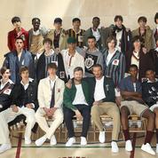 David Beckham: «Le style anglais est une question d'attitude»