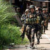 Comment l'US Army appuie les Philippines dans le combat contre Daech à Mindanao