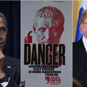 Polémique sur Trump tué sur scène : ces présidents dans la peau de Jules César