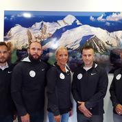 À l'assaut du Mont-Blanc pour soutenir les personnes en situation de handicap