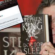 Stephen King bloqué par Donald Trump sur Twitter