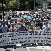Grèce: les enjeux de l'accord espéré ce jeudi