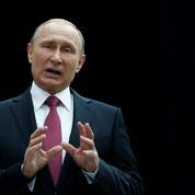 Syrie: Poutine vante l'opération russe