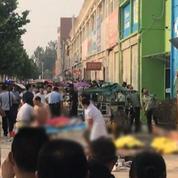Explosion mortelle devant une école maternelle en Chine