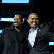 Barack Obama félicite Jay-Z qui fait son entrée dans le Songwriters Hall of Fame