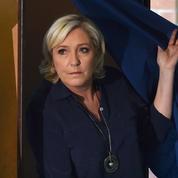 Derrière le compte Twitter d'Anne Lalanne, c'est bien Marine Le Pen
