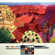 David Hockney, la parenthèse enchantée