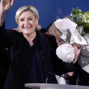 Législatives : le Front national retrouve quelques couleurs