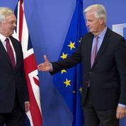 Londres et Bruxelles entament formellement leur procédure de divorce