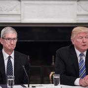 Donald Trump réunit les géants de la tech pour moderniser les États-Unis