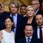 Cinq choses à savoir sur les députés FN de l'Assemblée