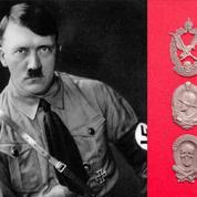 Découverte d'un portrait d'Hitler et d'objets nazis en Argentine