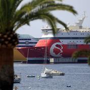 Bataille navale Corsica Linea-Corsica Ferries