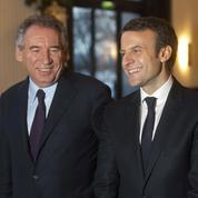 François Bayrou et Emmanuel Macron: la fin d'une alliance lucrative