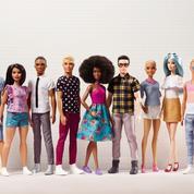 Mattel donne un coup de jeune à Ken, le fiancé de Barbie