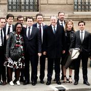 Autour de Macron, une garde rapprochée qui décide de tout