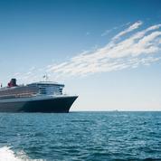 Le Queen Mary 2 de retour à Saint-Nazaire