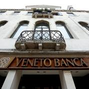 L'Italie prête à verser 17 milliards d'euros pour sauver deux banques en faillite