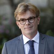 Marc Fesneau élu président du groupe MoDem à l'Assemblée nationale