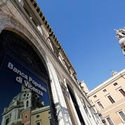 L'Italie sauve son système bancaire au prix fort