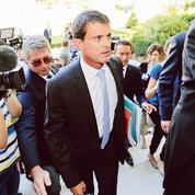 Assemblée : Valls cherche refuge dans les rangs des «constructifs» de gauche
