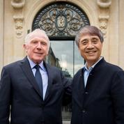 Bourse de Commerce: avec Tadao Ando, l'architecture tourne rond